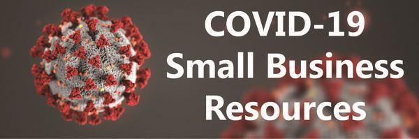 Small Business Resources COVID19